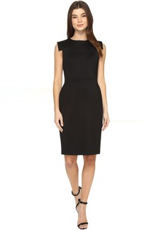 Calvin Klein Extended Armhole Sheath Dress CD7M156B