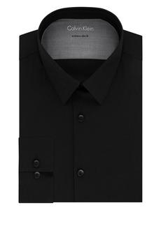 Calvin Klein Extra-Slim Fit Solid Dress Shirt