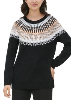 Calvin Klein Fair-Isle Sweater