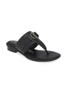 Calvin Klein Farley Flip Flop (Women)
