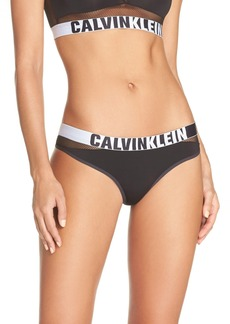 Calvin Klein Fashion Thong