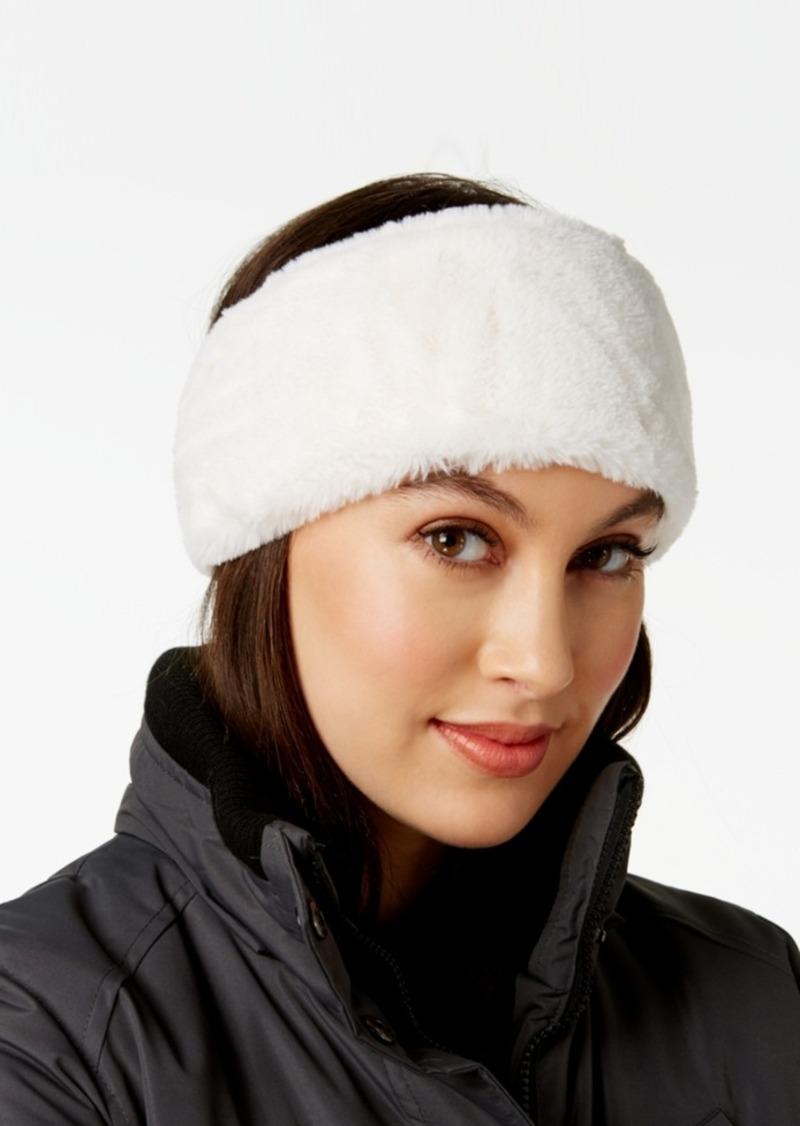 8b3fe67cc3c Calvin Klein Calvin Klein Faux Fur Headband