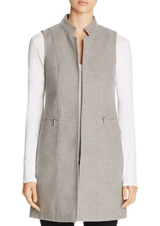 Calvin Klein Faux Wool Vest