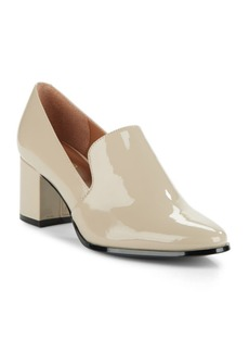 Calvin Klein Faye Patent Leather Loafers