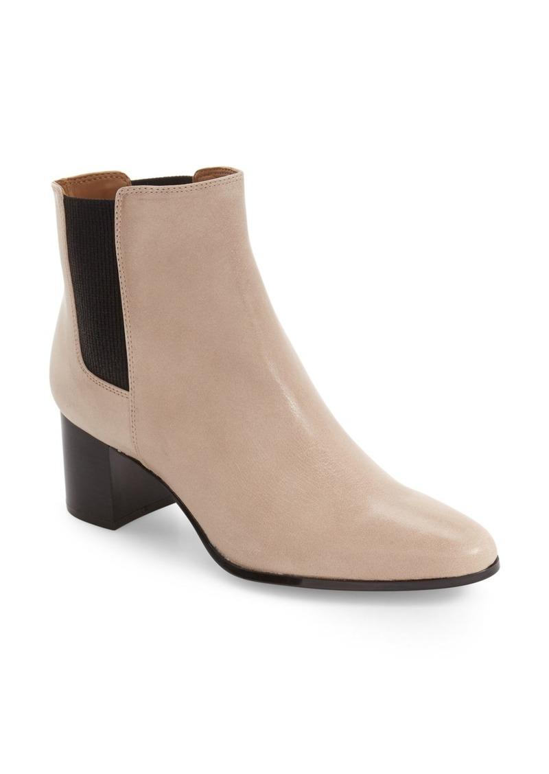 Calvin Klein Felda Block Heel Chelsea Boot (Women)