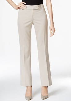 Calvin Klein Fit Solutions Straight-Leg Trousers, Only at Macy's
