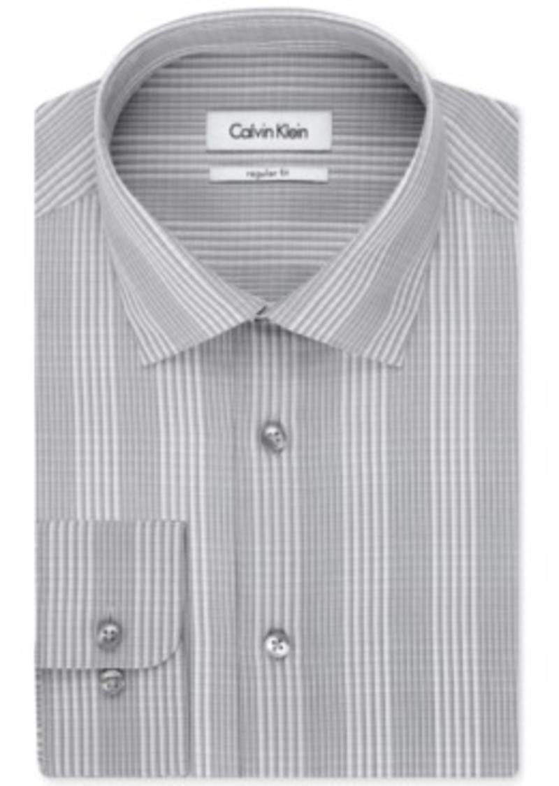 Calvin Klein Calvin Klein Flamingo Check Dress Shirt