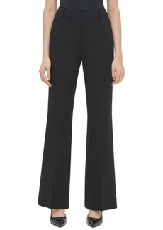 Calvin Klein Flared-Leg Pants