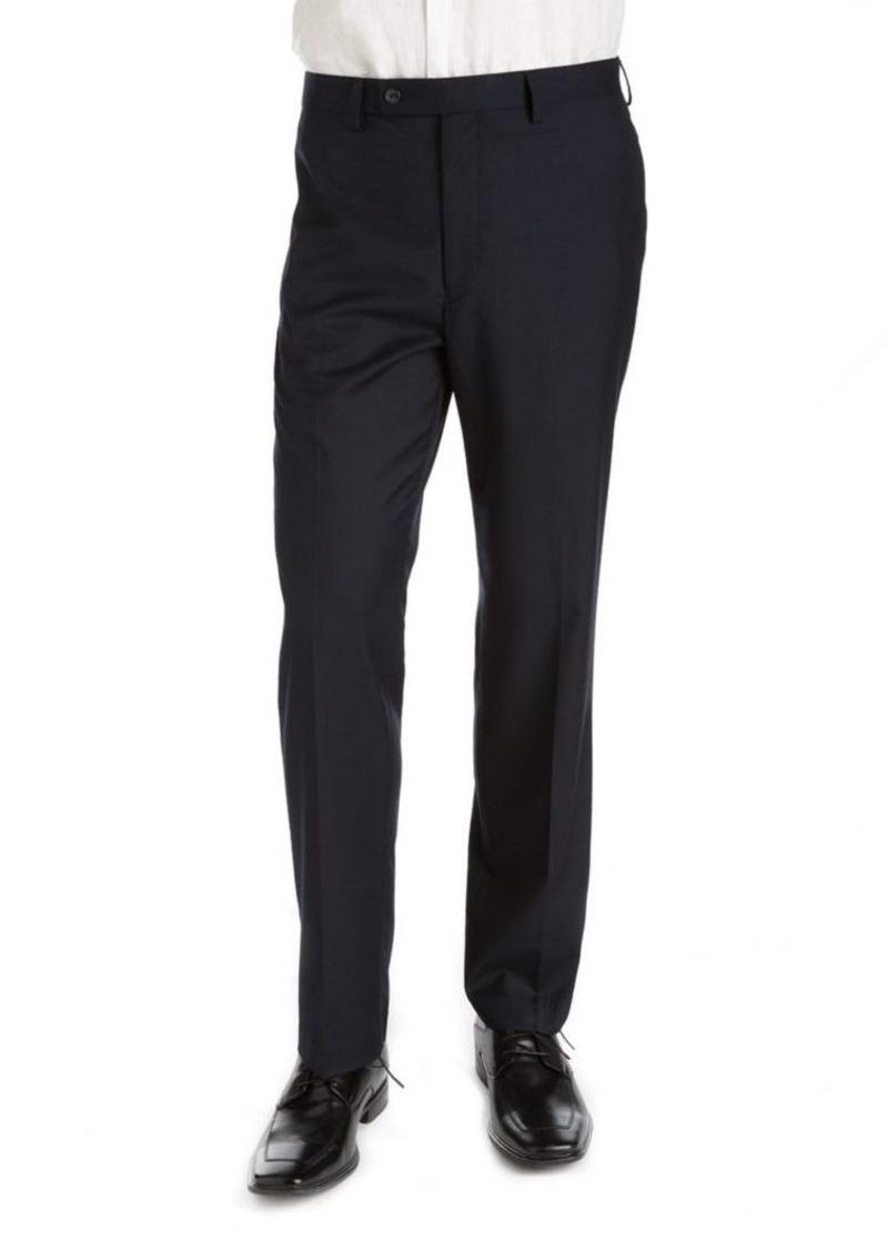 Calvin Klein Flat-Front Pants