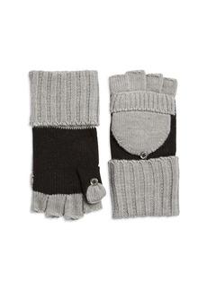 Calvin Klein Fliptop Fingerless Gloves