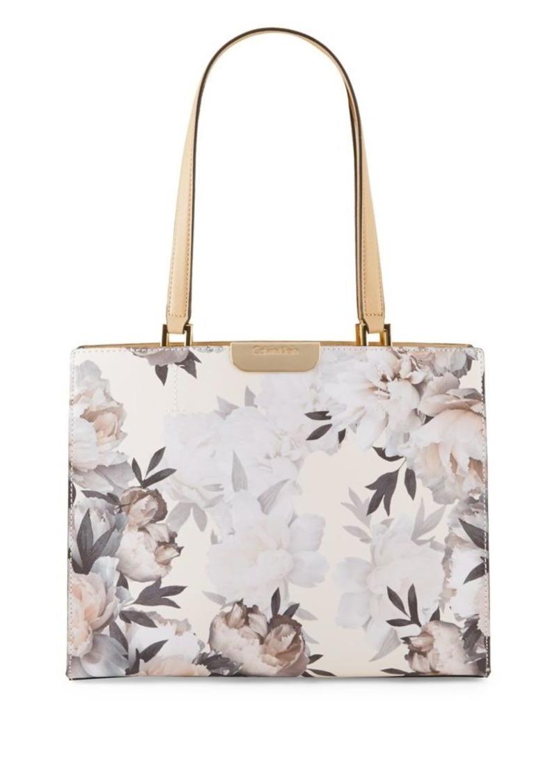 Calvin Klein Calvin Klein Floral Lola Tote | Handbags