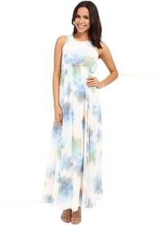 Calvin Klein Floral Maxi Dress CD6H4R7R