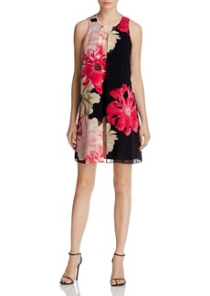 Calvin Klein Floral Print Dress