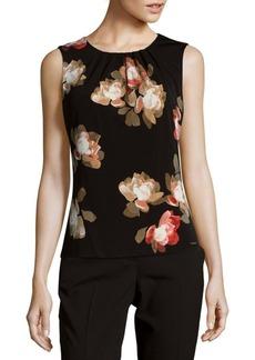 Calvin Klein Floral Pullover