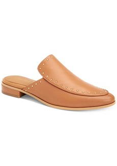 Calvin Klein Floral Studded Slip-On Mules Women's Shoes