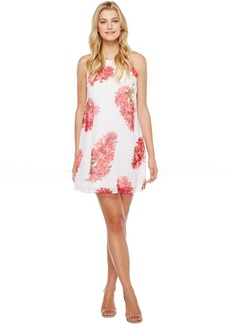 Calvin Klein Floral Trapiz Dress CD7H639D