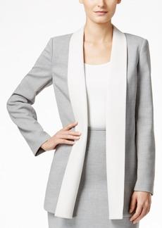 Calvin Klein Flyaway Combo Jacket