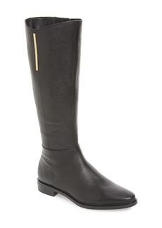 Calvin Klein Francine Knee High Riding Boot (Women)