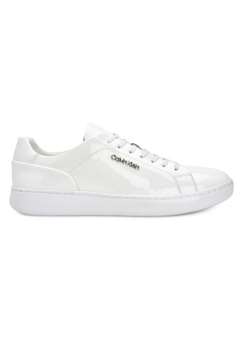 Calvin Klein Fuego Leather Sneakers