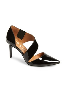 Calvin Klein 'Gella' Pointy Toe Pump (Women)