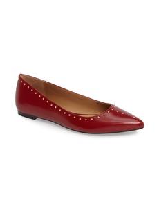 Calvin Klein Genie Pointy Toe Flat (Women)