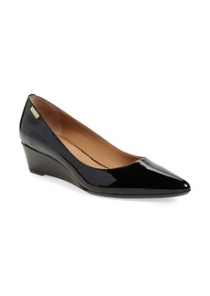 Calvin Klein 'Germina' Pointy Toe Wedge (Women)
