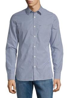 Calvin Klein Gingham Shirt