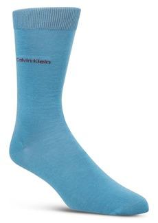 Calvin Klein Giza Flat Knit Socks