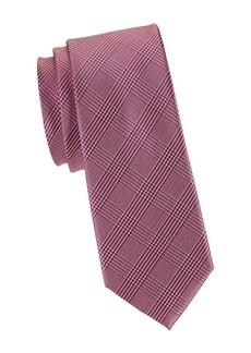 Calvin Klein Glen Plaid Tie