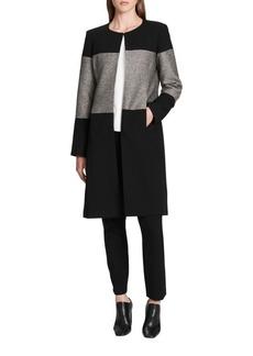 Calvin Klein Glitter Accented Jacket