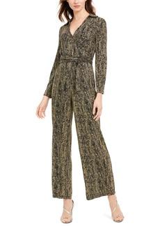 Calvin Klein Glitter Jumpsuit