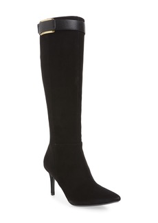 Calvin Klein Glydia Stiletto Knee High Boot (Women)