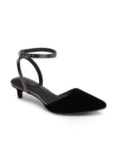 Calvin Klein GoGo Ankle Strap Pump (Women)