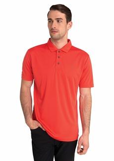 Calvin Klein Golf Men's Avenue Shirt Dry Fit and Lightweight Golf Polo