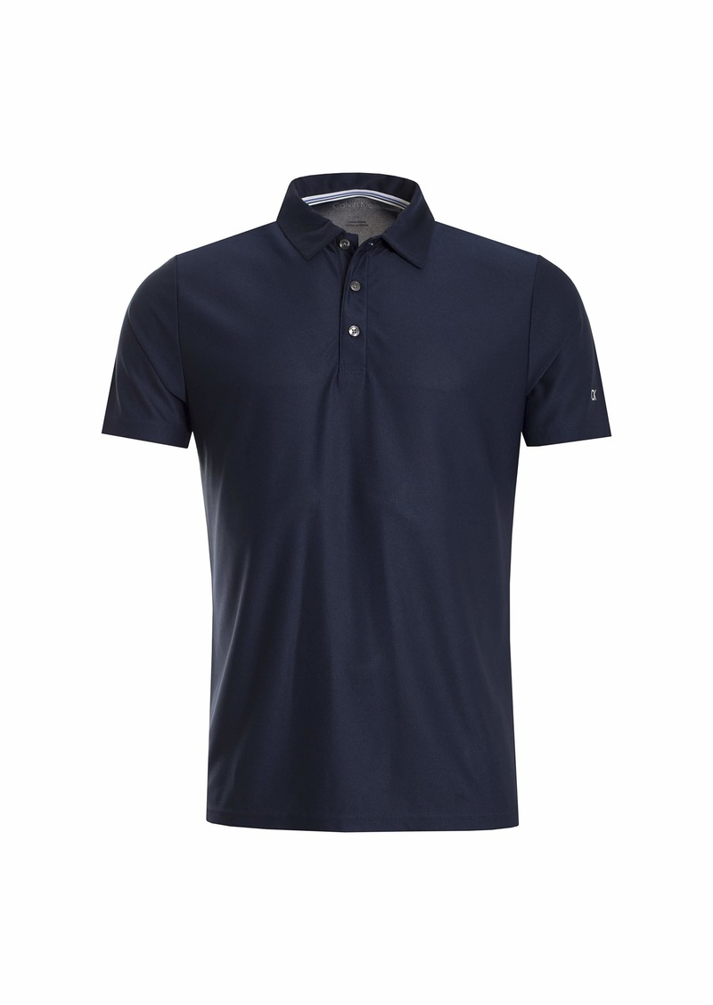 Calvin Klein Golf Men's Classic Central Polo  M