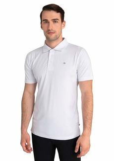 Calvin Klein Golf Men's Newport Polo | Dry Fit with UPF 30+ Sun Protection  Extra Large