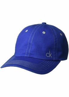 Calvin Klein Golf Men's Vintage Twill Baseball Cap  ONE SIZE