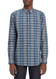 Calvin Klein Gradient Check Shirt