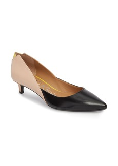 Calvin Klein Grayce Pointy Toe Pump (Women)