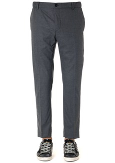 Calvin Klein Grey Classic Trousers