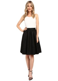 Calvin Klein Halter Neck Fit and Flare Dress CD6B2524