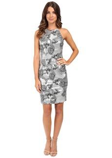 Calvin Klein Halter Neck Sequin Dress CD6B1013