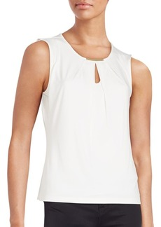 Calvin Klein Hardware Detailed Top