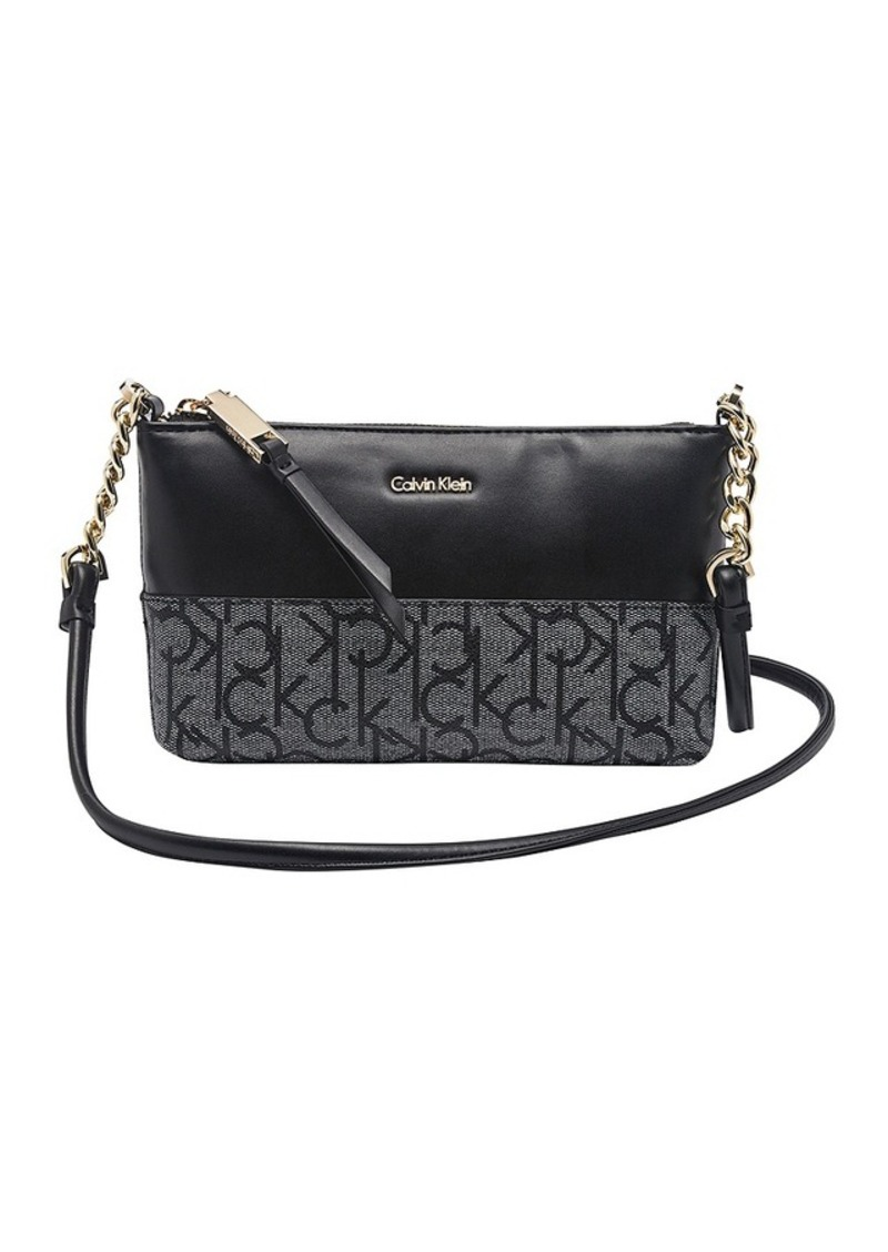 9a92d28af0 Calvin Klein Calvin Klein Hayden Mini Crossbody | Handbags calvin klein  hayden mini signature chain strap