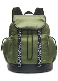 Calvin Klein Hebe Nylon Backpack