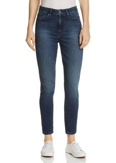 Calvin Klein High Rise Legging Jeans in Amstel Blue