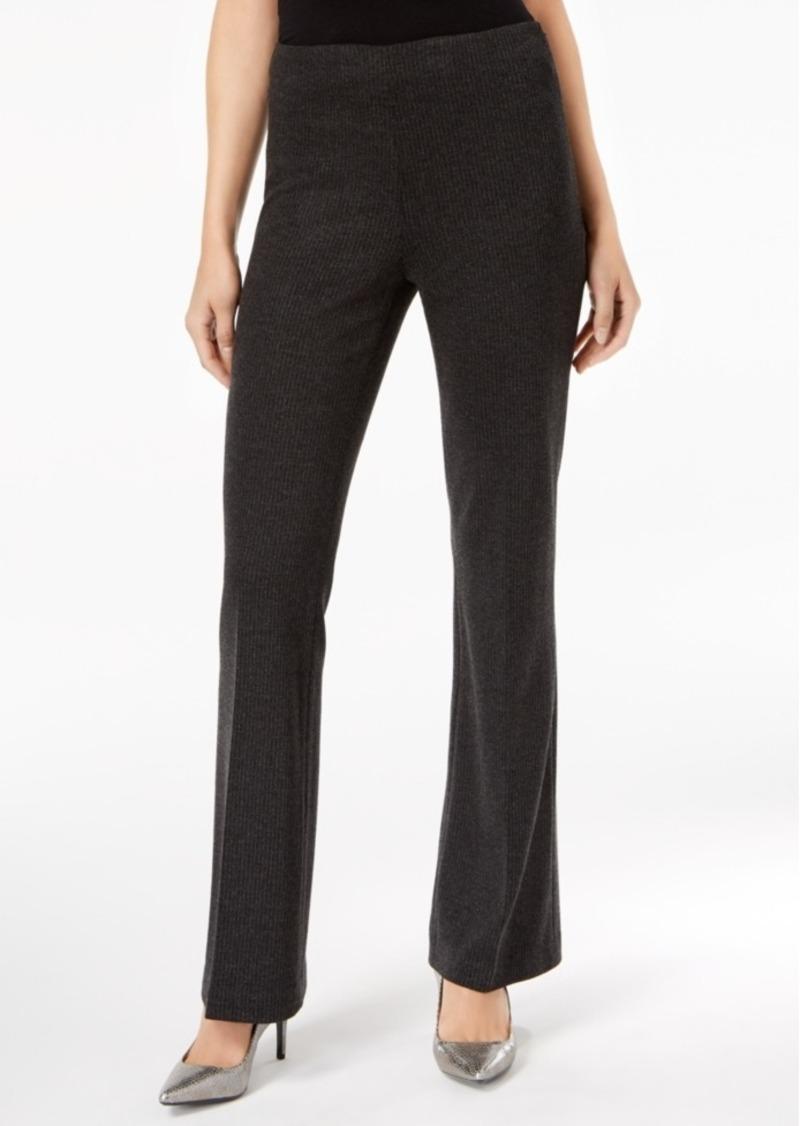 Calvin Klein High-Rise Wide-leg Trousers