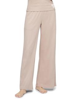 Calvin Klein Homehugger Wide-Leg Lounge Pants