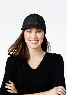Calvin Klein Honeycomb Cable Cabbie Hat