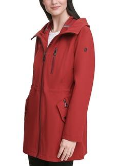 Calvin Klein Hooded Anorak Raincoat